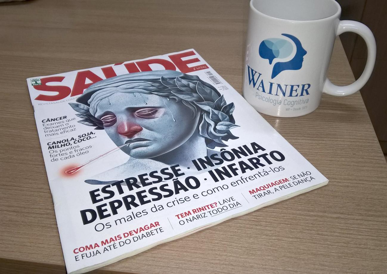 Revista Saúde - Wainer