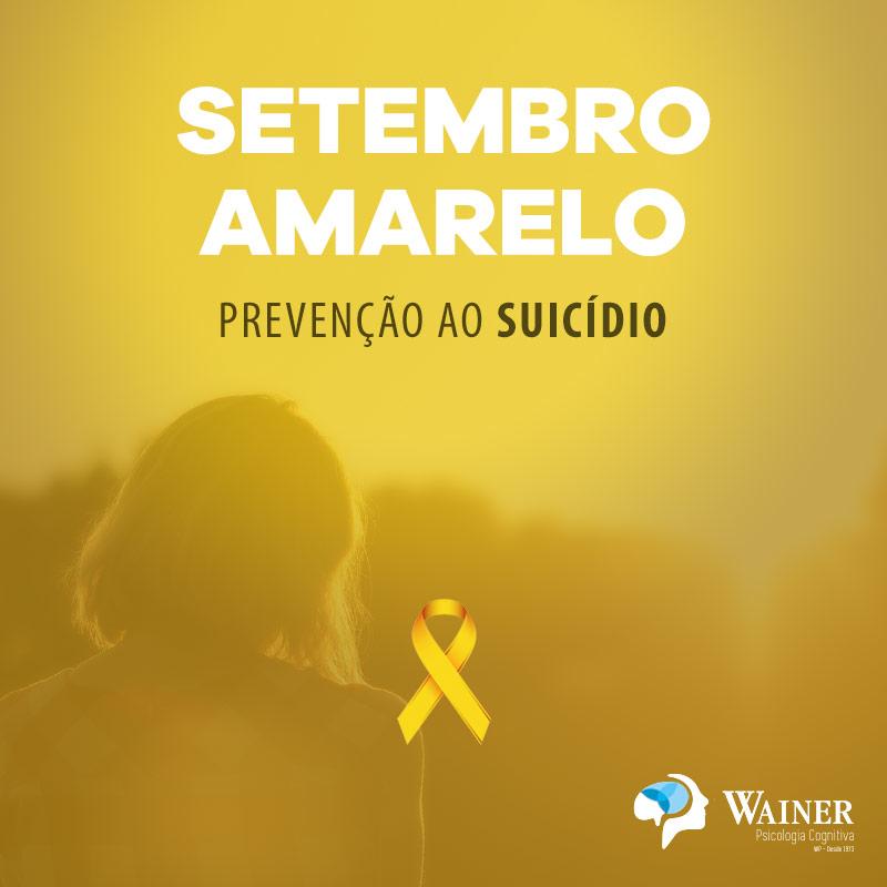 Setembro - amarelo.